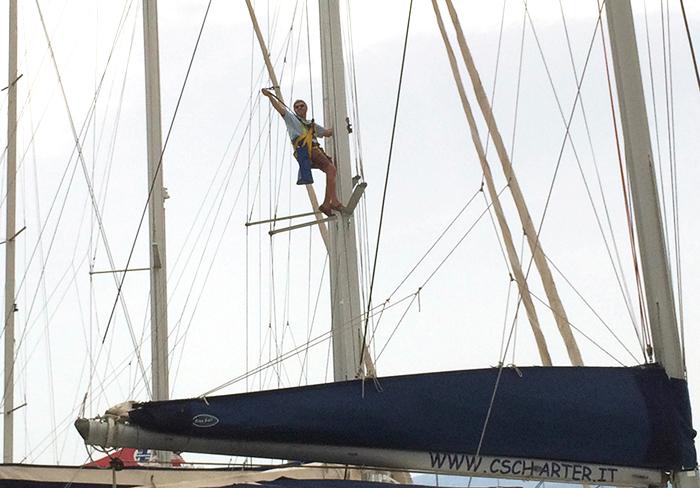 noleggio con skypper barche vela cagliari