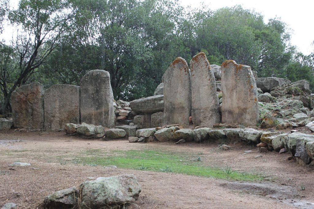 Tomba dei Giganti di Su monte de S'abe ad olbia